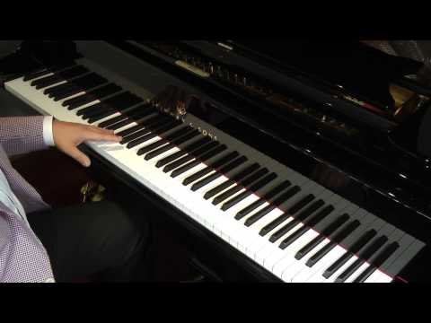Piano masterclass on Technical Exercises, from Steinway Hall London