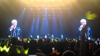 150710 BigBang Made Tour Mexico City- Seungri Talking