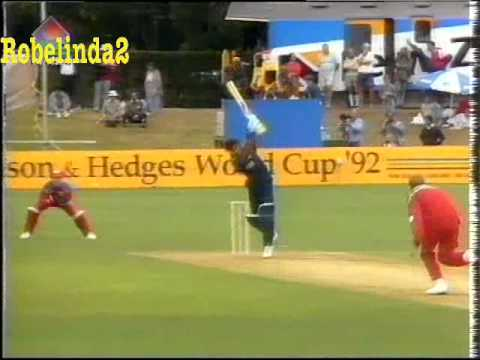 *RARE* INDIA vs ZIMBABWE 1992 WORLD CUP - MATCH HIGHLIGHTS