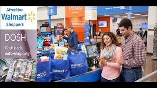 walmart saving money shopping with walmart cash back app