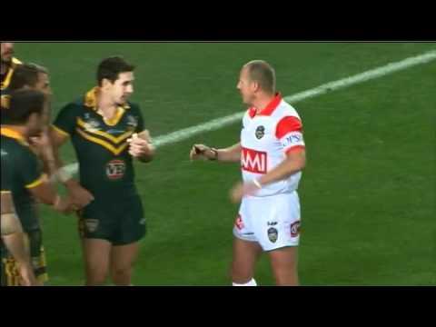 NRL 2012 Rep Round Highlights: New Zealand V Australia