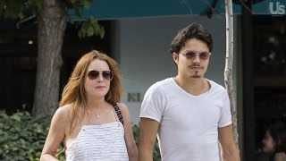 Lindsay Lohan Is Not Pregnant, Says Pal Hofit Golan