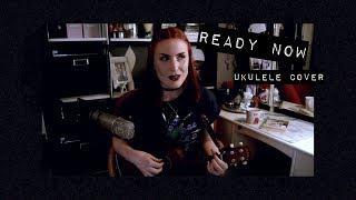 Ready Now - dodie ♡ from MOOMINVALLEY (ukulele cover) | idatherese