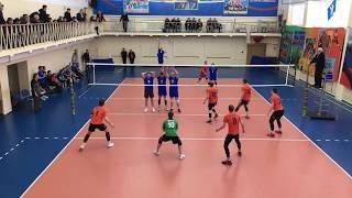 Волейбол Россия Чемпионат города Иваново Игра за 1 е место