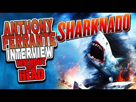 Anthony Ferrante director of The Sharknado franchise interview The 4th Awakens