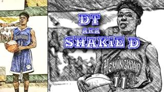Darius Taylor HIGHLIGHTS aka Shakie D