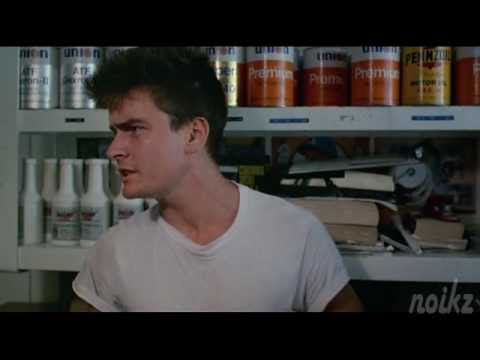 The Boys Next Door - Gas Station Scene - Charlie Sheen \u0026 Maxwell Caulfield 1985  sc 1 st  YouTube & The Boys Next Door - Gas Station Scene - Charlie Sheen \u0026 Maxwell ...