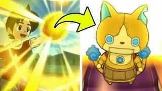 How To Get GOLDENYAN In YO-KAI WATCH 4 + Hidden Details!