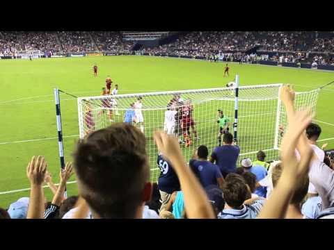 Tim Melia Save Turns Into Fight – Sporting Kansas City vs. Real Salt Lake