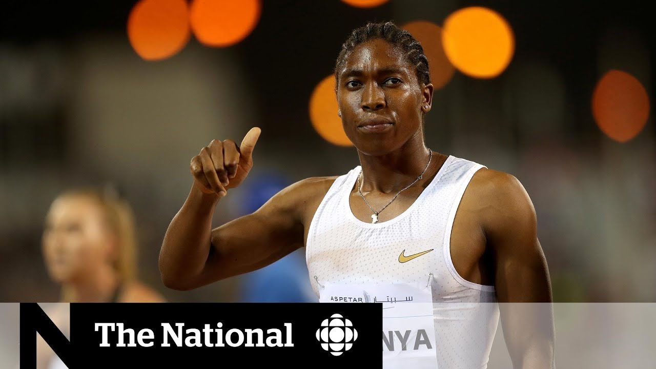 Caster Semenya's ruling could shape the future of women's sports