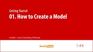 Analist: Create a Model