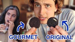 I Tried To Make Gourmet Oreos