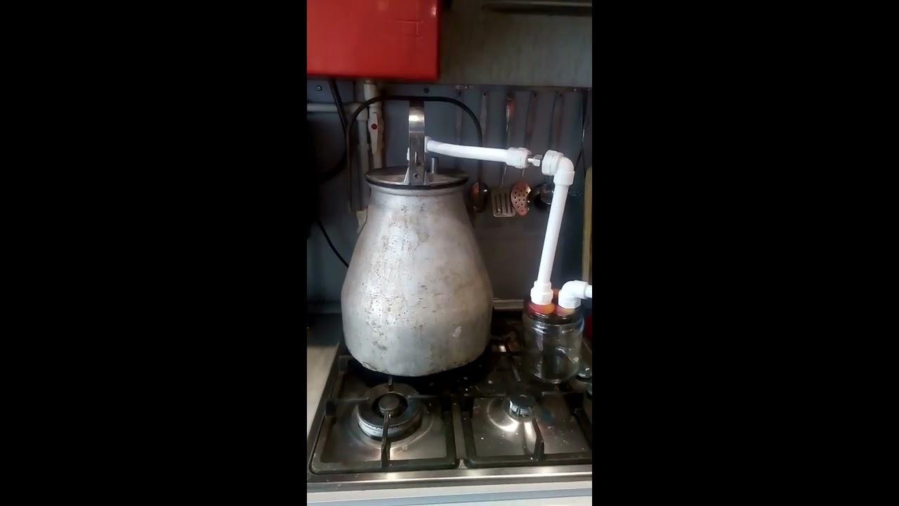 Испытания самогонных аппаратов какую температуру поддерживать в самогонном аппарате