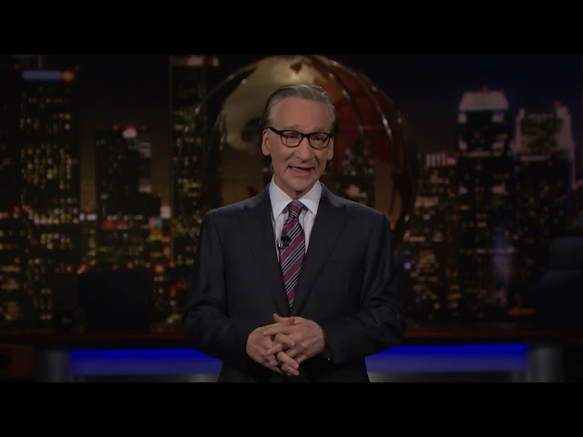 Monologue: Walker, Texas Asshole   Real Time with Bill Maher (HBO)