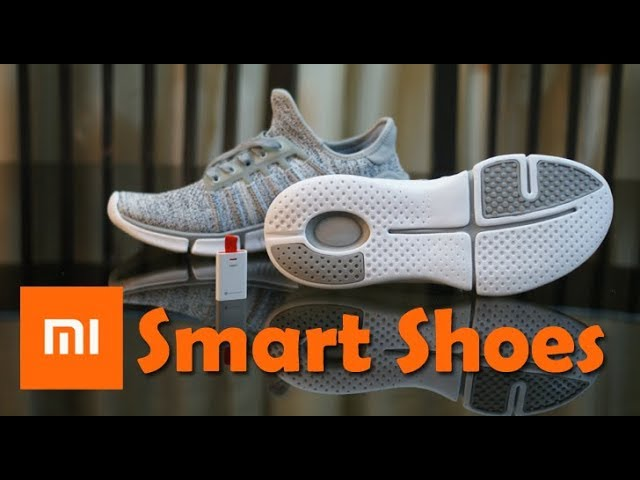 Xiaomi Mijia Smart Shoes review - Mi