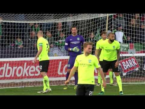 SPFL Championship: Ayr United v Hibernian