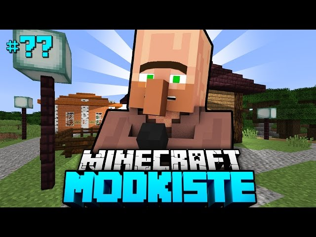 Arazhul Roman Ist Verschwundenminecraft Modkiste Deutschhd - Minecraft modkiste spielen