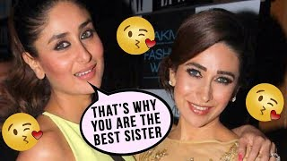 Kareena's Sister Karisma Kapoor Is The Best Sister In Bollywood | Happy Birthday Karisma Kapoor