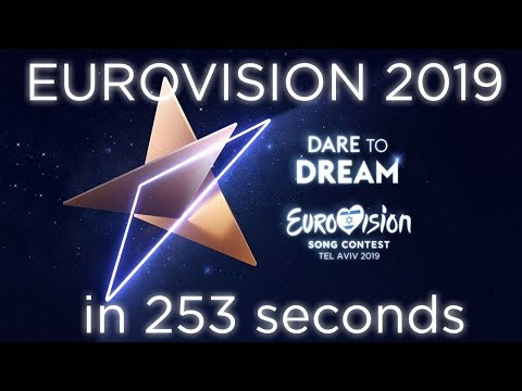 Eurovision 2019 in 4 Minutes