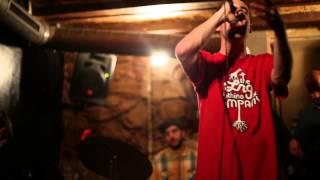 JULI x HARTOSOPASH x FALANGA x BALCAZAR @ Raval Hip Hop Sessions (Robadors 23)