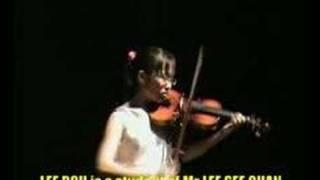 Paganini La Campanella  LEE ROU.  MALAYSIA