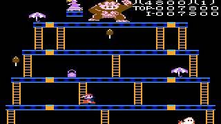 Donkey Kong - Donkey Kong (Atari 7800) Playthrough - User video
