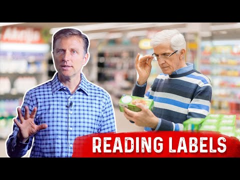 Important Tips on Reading Labels
