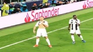 رونالدو يعتذر بعد الاحتفال المثير للجدل في فريقه السابق- فيديو