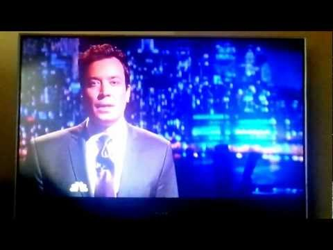 """Late Night with Jimmy Fallon """"The Story of the Wolf Waker"""""""