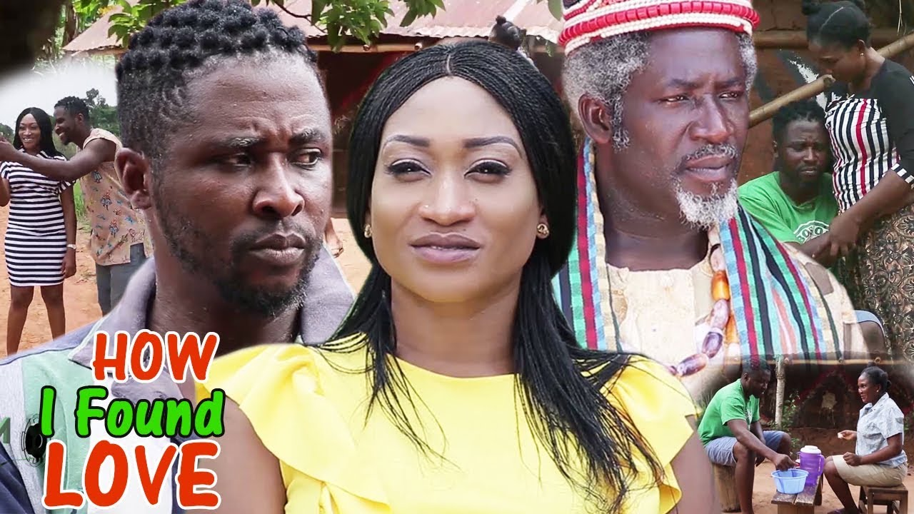 Download How I found Love 1&2 -  2018 Latest Nigerian Nollywood Movie ll Trending Movie ll African Movie