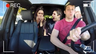 A Couple BROKE UP In My Uber!