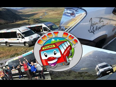 BusyBus North Wales Adventure Sightseeing Tour