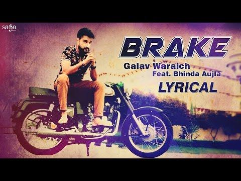 BRAKE  song lyrics