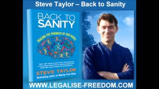Steve Taylor -- Back to Sanity: Healing the Madness of Our Minds