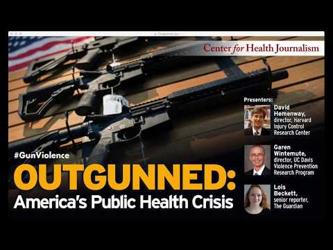 Outgunned: America's Public Health Crisis