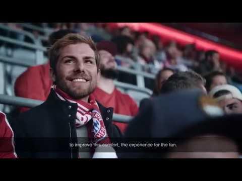 FC Bayern München uses SAP Customer Checkout at Allianz Arena