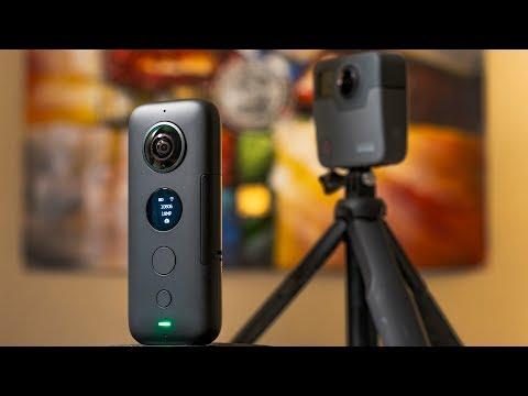 Matrix Effect From Pocket Sized Camera | Insta360 One X