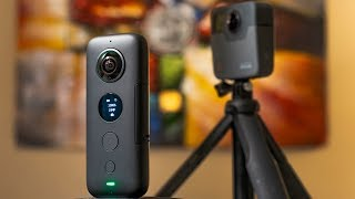 Matrix Effect from pocket sized camera | Insta360 One X