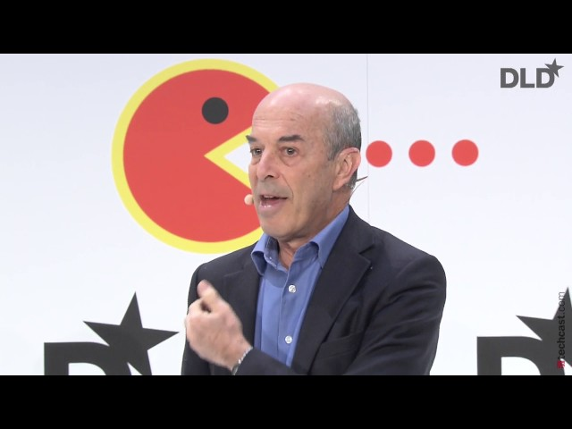Our Age Of Discovery:  A New Renaissance (Ian Goldin, Oxford Martin School) | DLD17