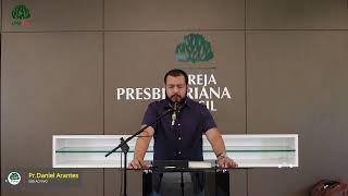 11/04/2021 | Rev. Daniel Arantes | Filipenses 4: 8 | A Mordomia do Pensamento