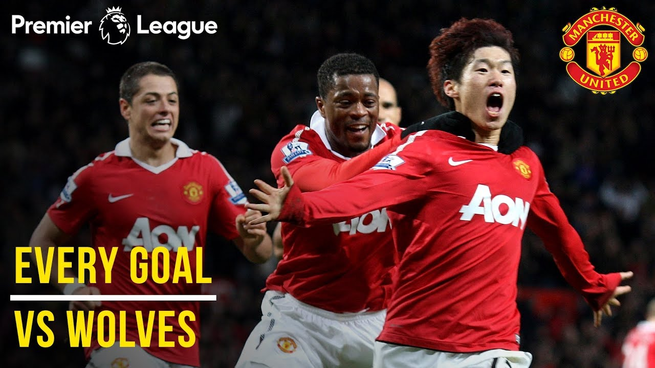 Wolves Vs Man Utd Wikipedia: EVERY PL Goal Vs Wolves