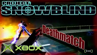Project Snowblind: Free for All Deathmatch | Original Xbox Game Night