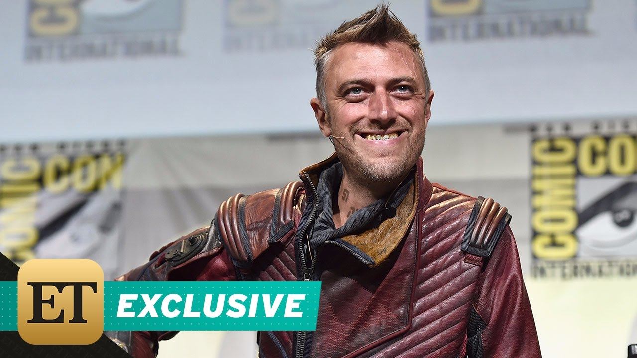 'Guardians of the Galaxy 2': How Sean Gunn Became Marvel's Secret Weapon