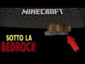 Minecraft ITA ep 697 - Costruire sotto la BedRock?