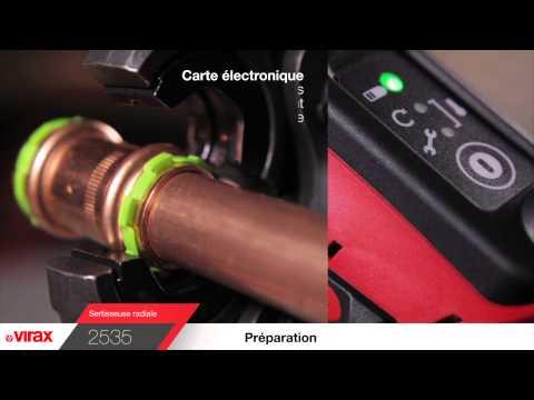 Pressatrice M21+ VIRAX