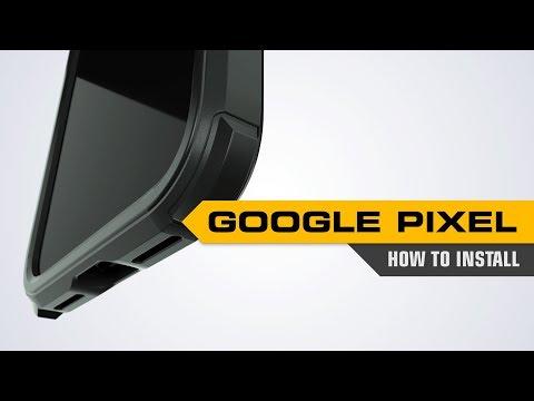 dbrand Grip Installation (Google Pixel)