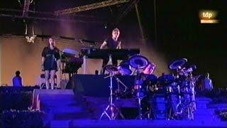 Nacho Cano - Himno Para Europa - Grabacion de estudio - maqueta inedita