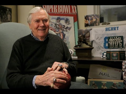 """Raymond Berry: Murfreesboro's link to pro football's Big Game"" [FEATURE]"
