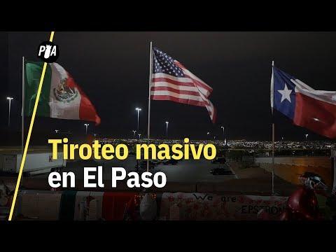El Paso: una masacre terrorista y supremacista contra mexicanos