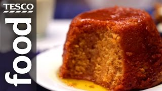 How To Make Sponge Pudding | Tesco Food
